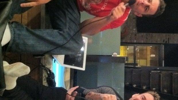 Colt Cabana & CM Punk