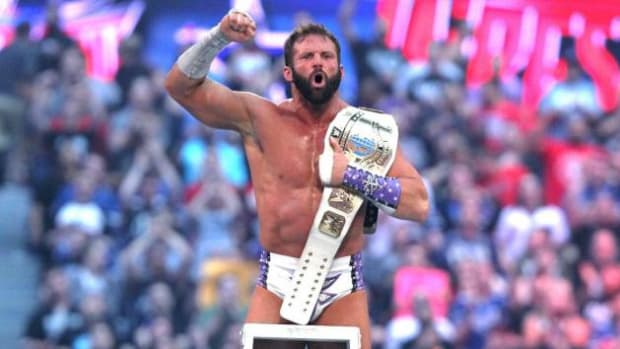 zack ryder ic title