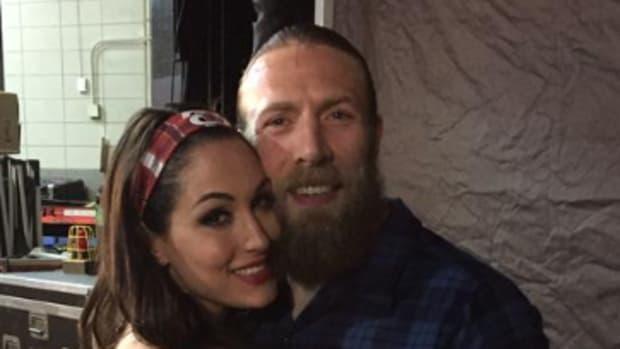 Brie Bella & Daniel Bryan