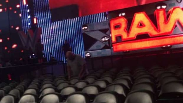 New WWE Raw Set