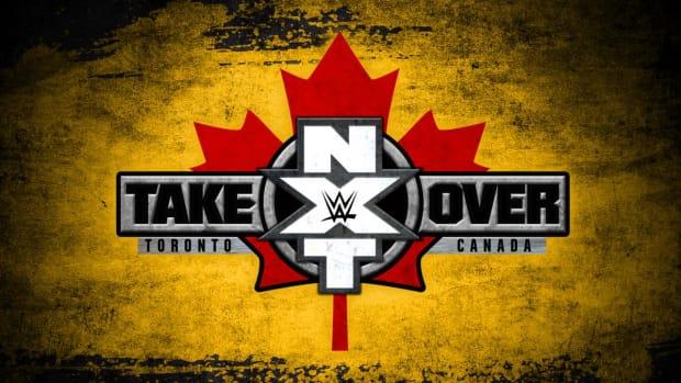 WWE NXT TakeOver: Toronto Logo