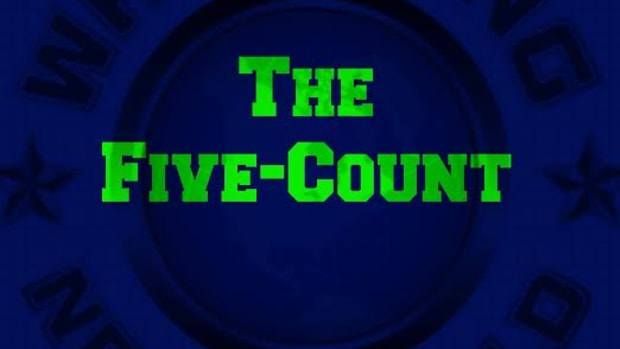 The Five-Count 2015