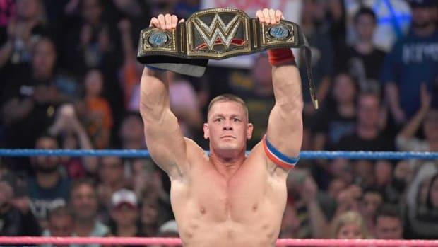 John Cena WWE Champion