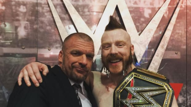 Triple H & Sheamus