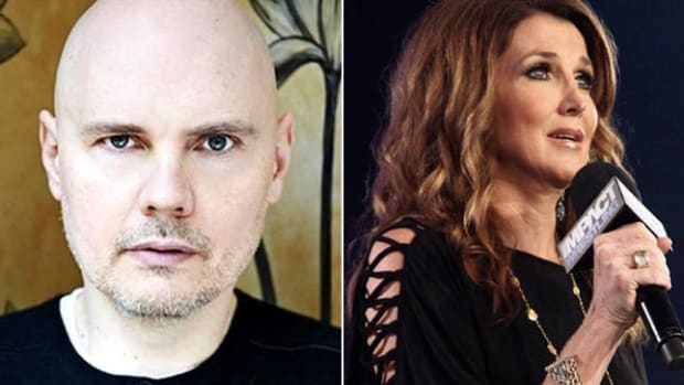Billy Corgan & Dixie Carter