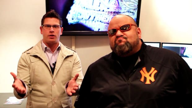 Josh Mathews & Taz