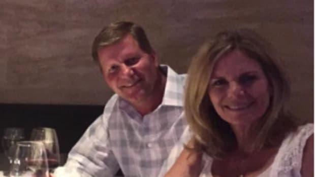John Laurinaitis & Kathy Colace