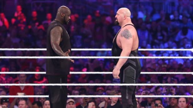 Shaq vs. Big Show