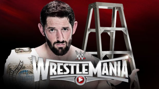 WM31 - BNB Ladder Match