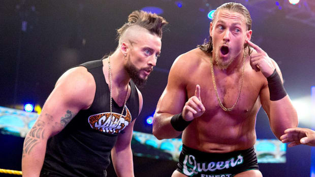 Enzo Amore and Colin Cassady