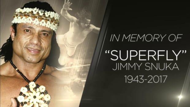 In Memory Jimmy Snuka