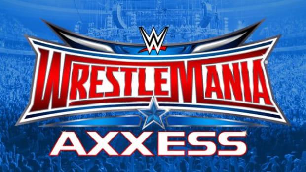 Wrestlemania 32 Axxess