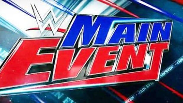 New WWE Main Event Logo