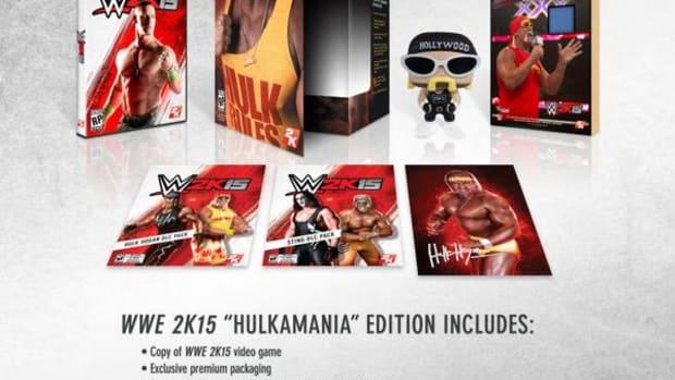 Hulkamania WWE 2K15