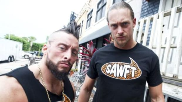 Enzo and Big Cass