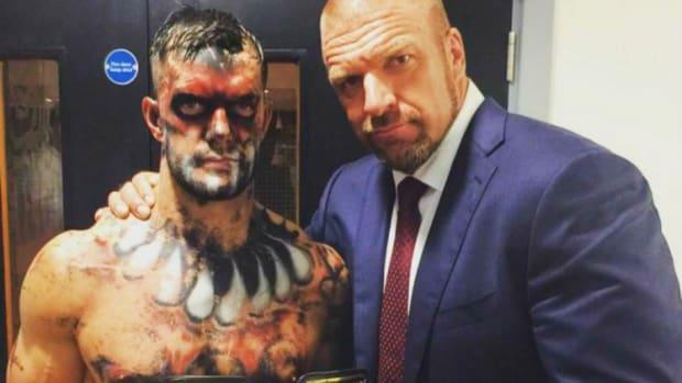 Finn Balor & Triple H