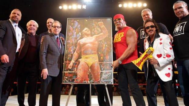 Hulk Hogan Appreciation Night