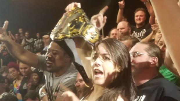NXT Spoiler