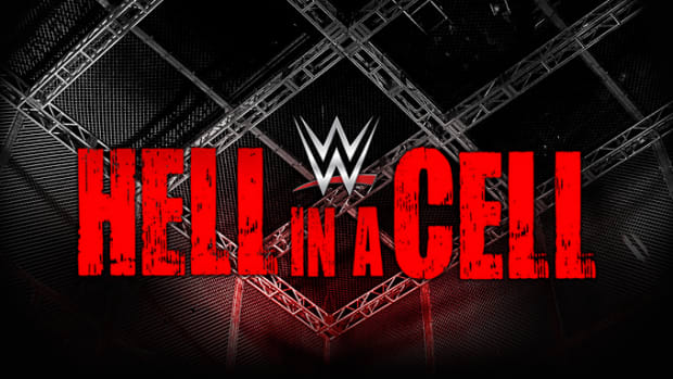 WWE Hell in a Cell Logo