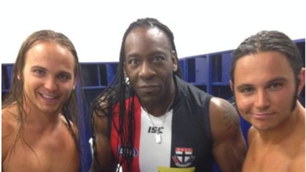 The Young Bucks & Booker T