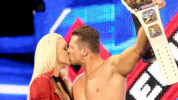 The Miz & Maryse