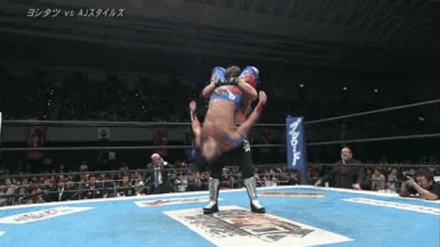 Yoshi Tatsu Broken Neck