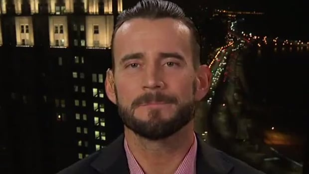 CM Punk Fox Sports 1
