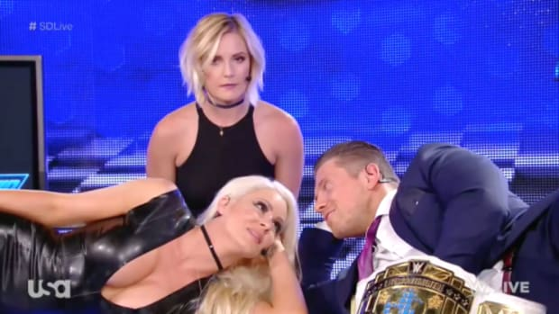Renee Young, Maryse, The Miz