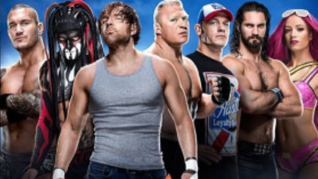 New SummerSlam Promo Poster