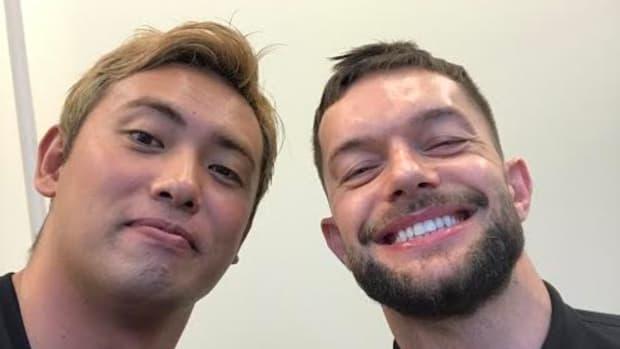 Finn Balor and Okada