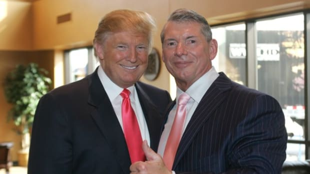 Donald Trump & Vince McMahon