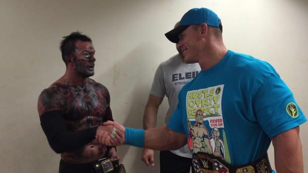 Finn Balor & John Cena