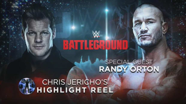 Jericho and Orton