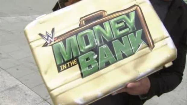 WWE MITB Briefcase