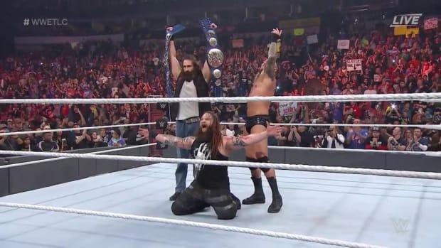 Bray Wyatt & Randy Orton