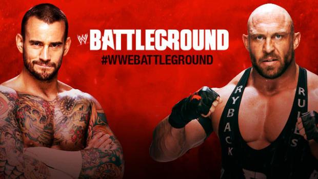 Ryback vs CM Punk - BG13