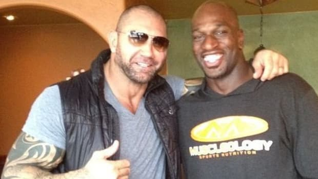 Batista & Titus O'Neil