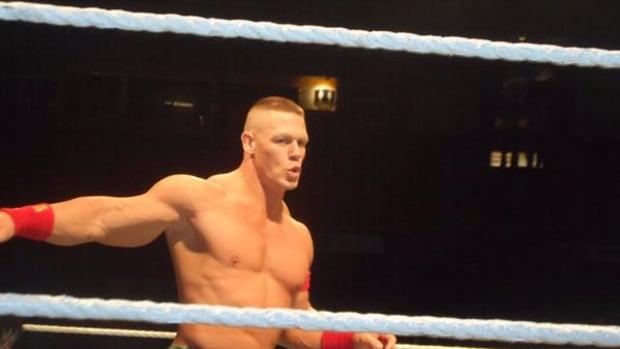 John Cena 2015