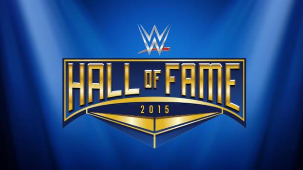 WWE Hall of Fame Logo 2015