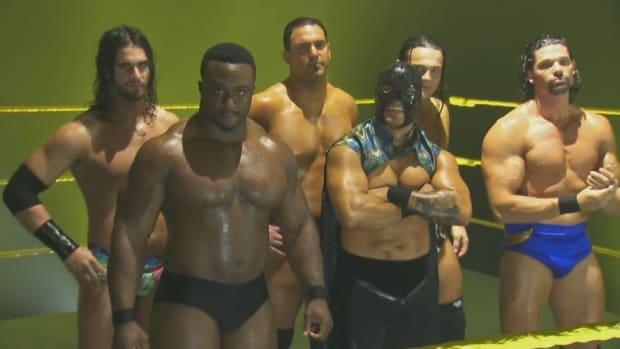 NXT season
