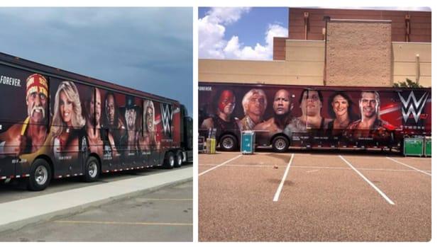 WWE Production