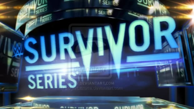 WWE Survivor Series Logo