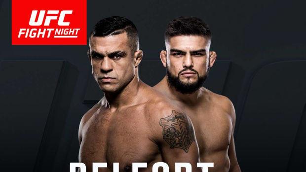 UFC Fight Night 107