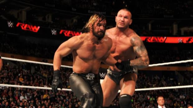 Seth Rollins & Randy Orton