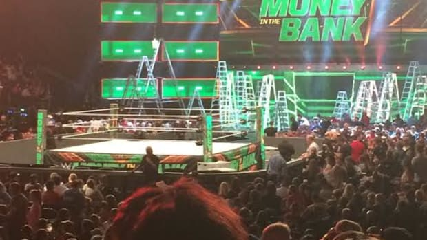 Money in the Bank 2017 live