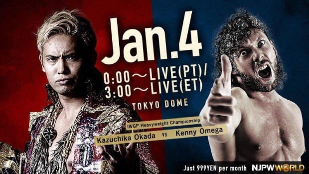 Okada vs. Omega