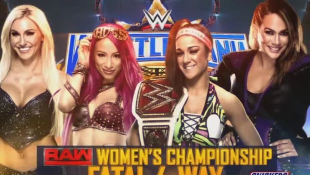 Raw Womens Title