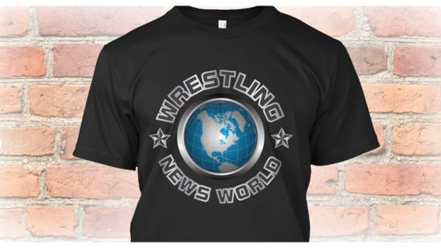 Wrestling News World T-Shirt