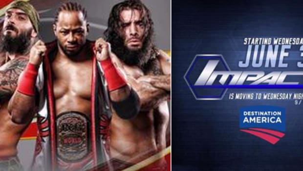 TNA & Ring of Honor