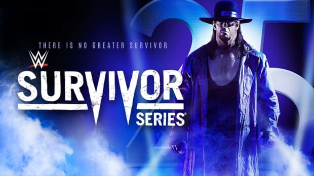 Undertaker Survivor Series